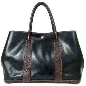 Authentic HERMES Garden Party PM Amazonia Handbag